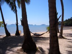 Paradise beach on Koh Yao Noi