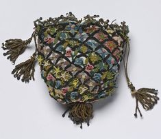 the exhibition includes decorative scarves, turban wraps, patterned silk fabrics, and a silk festive garb with artful embroidery from to century turkey and a number of middle-eastern and north african countries. Contemporary Decorative Art, Crochet Bee, Vintage Purses, Vintage Bags, Tambour Embroidery, Needle Lace, Vintage Couture, Antique Clothing, Lace Making