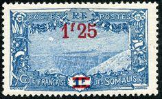 Big Blue 1840-1940: Somali Coast (French Somaliland)