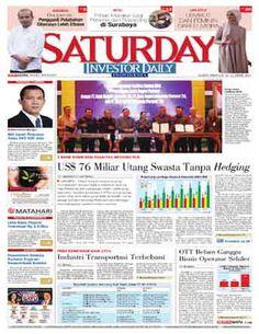 Investor Daily - 11 April 2015   US$ 76 Miliar Utang Swasta Tanpa Hedging   Investor Daily
