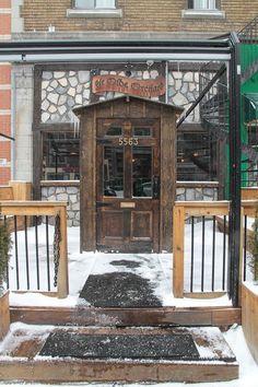 Ye Olde Orchard Pub Montreal Quebec