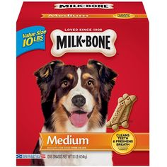 Milk-Bone Original Dog Treats for Large Dogs, 24-Ounce         >>> Learn more by visiting the image link. (This is an affiliate link) #PetSupplies