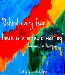 Apparently, I've got a lot of miracles coming my way. :)