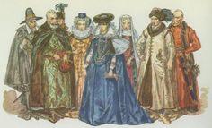 Polish magnates, 1590-1630.