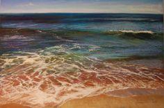 Aftermath (pastel) by Jeanne Rosier Smith