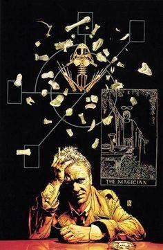 Constantine by Tim Bradstreet.
