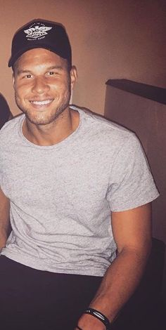 That smile #BlakeGriffin