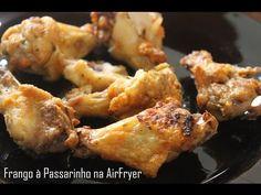 Receita de Coxa de Frango na Airfryer com Molho Barbecue
