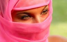Resultado de imagem para olhos muçulmanos