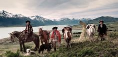 The men and women who still roam free across the pampas of South America. [Photo Story]