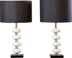"""Cirencester 21"""" H Table Lamp with Drum Shade"""