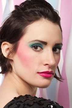 80's Makeup (by Ali Chase)