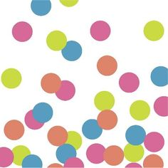 Spritz Disposable Napkins-one opt and dif take on polka dots