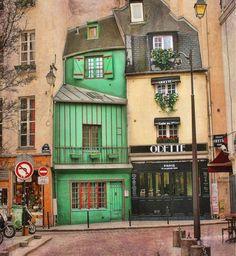 Patisserie Odette - Cynical-C | Secret Paris The Sorbonne District