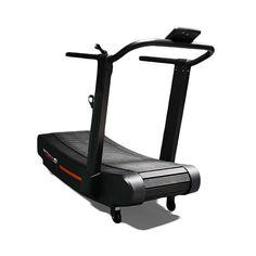 Curved Treadmill Gym Gear