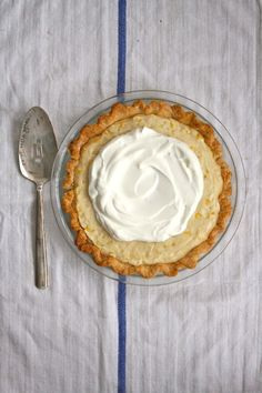 Sweet Corn Pudding Pie!