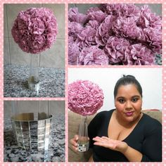 Best 10 Ingenious Methods of Creating Insanely Beautiful DIY Paper Roses and Transform Your Decor homesthetics – SkillOfKing. Rolled Paper Flowers, Tissue Flowers, Paper Flowers Craft, Giant Paper Flowers, Paper Roses, Felt Flowers, Flower Crafts, Diy Flowers, Fabric Flowers