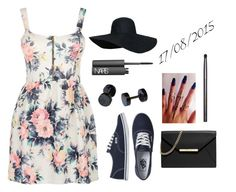 """""""17/08/2015"""" by apcquintela ❤ liked on Polyvore featuring Cameo Rose, Vans, MICHAEL Michael Kors, NARS Cosmetics and Gucci"""