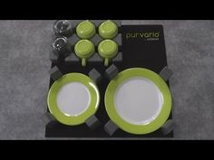 Purvario Storage System for Plates, Cups at Camperworks
