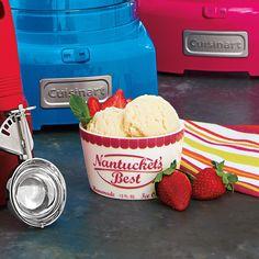 Nantucket Ice Cream Bowls at Sur La Table