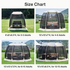 Screen House Outdoor Pop Up Canopy Tent Patented – Alvantor Tent Camping, Outdoor Camping, Outdoor Gear, Pop Up Canopy Tent, Canopy Outdoor, Screen House, Screen Tent, Pop Up Screens, Air Ventilation