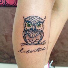 owl tattoo7