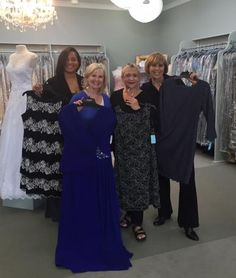 Catherine found ALL of these dresses for the wedding, bridal showers & rehearsal dinner - now she's ready to relax & enjoy the festivities! AND we had so much fun helping her! ! #ilovemydress #tcarolyn #tcdressedme #motherofthebridedress  #eveningdress #eveninggown #motherofthegroomdress #rehersaldress #justbeacausedress #bridalshower #dress #rehersaldinner #motherofthebride #gown #daymor701 #daymor