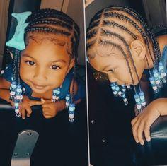 Toddler Braided Hairstyles, Toddler Braids, Cute Little Girl Hairstyles, Black Kids Hairstyles, Little Girl Braids, Baby Girl Hairstyles, Natural Hairstyles For Kids, Braids For Kids, Cute Hairstyles
