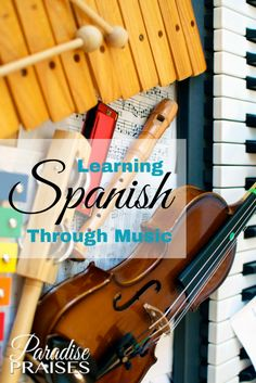 3 Benefits of Learning Language Through Music Spanish Christian Music, Spanish Music, Spanish Language Learning, Foreign Language, Learn To Speak Spanish, Learn Spanish Online, Spanish Lesson Plans, Spanish Lessons, Music Classroom