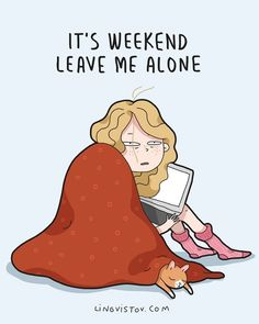 Crazy Cat Lady, Crazy Cats, Lady Memes, Funny Doodles, Clever Quotes, Pet Fashion, Funny Illustration, Happy Weekend, Funny Art