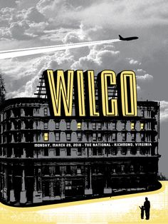 Wilco by Status Serigraph