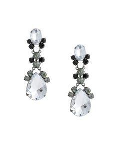 The Crystal Chandelier Earrings by JewelMint.com, $29.99