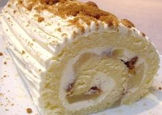 Xmas Food, Christmas Cooking, Creme Dessert, New Year's Food, Coco, Nutella, Biscuits, Cake Recipes, Bakery