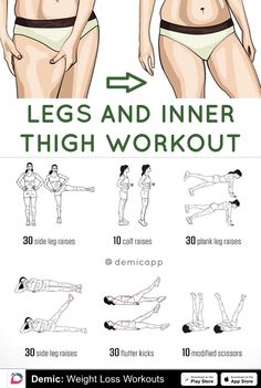 Legs And Inner Thigh Workout! Legs And Inner Thigh Workout! Legs And Inner Thigh Workout! Related posts:Core Training Workout With No Equipment - Best Morning Fitness Motivation Quotes to Keep. Summer Body Workouts, Body Workout At Home, Gym Workout Tips, Fitness Workout For Women, At Home Workout Plan, Body Fitness, Fitness Workouts, Easy Workouts, Workout Body