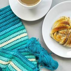 Life in Sweden: crochet fika
