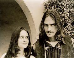 James and his sister, Kate