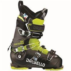 Dalbello Panterra 100 Ski Boots 2018 - in Black Ski Boots, Hiking Boots, Head Skis, Ski Usa, Ski Boot Sizing, Ski Bindings, Alpine Skiing, Baby Deer, Boots