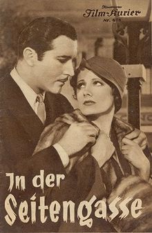 Back Street - 1932