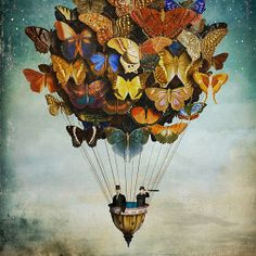 fly away. Christian Schloe