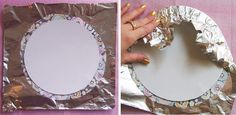how to make a perfect circle to sew onto a quilt. no raw edges. perfect every time!