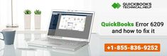 How To Fix #QuickBooks #Error 6209 : https://www.quickbookstechnical.help/fix-quickbooks-error-6209/