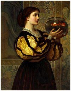 albert henry collings, the goldfish bowl - Bing Images