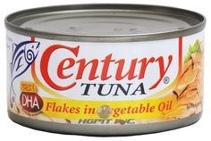 Century Tuna Flakes in Vegetable Oil