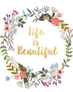 Obvio que sin el life is beautiful
