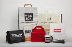Custom Food Service Packaging - Restaurant Packaging | Morgan Chaney