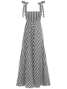 Explore the latest collection of women's designer mid-length dresses with ZIMMERMANN. Day Dresses, Casual Dresses, Fashion Dresses, Stylish Summer Outfits, Dress Skirt, Tie Dress, Iconic Dresses, Skirt Patterns Sewing, Looks Chic