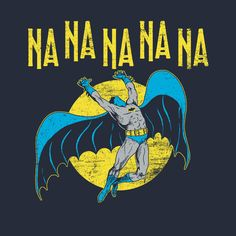 Nocturnal Song T-Shirt $11 Batman tee at teeVillain today only!