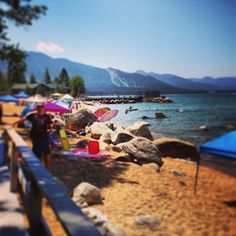 Here is our Home for the next three days!! We love our annual 4th of July Lake Tahoe family reunion!