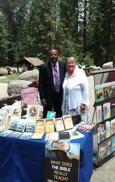 Wonderful day in Sequoia National Park. 05-25-15. Great day...placed alot of literature.