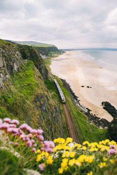 Imagine taking in the view of County Londonderry's Downhill Beach as you chug past on the train! This beautiful spot is an Area of Special Scientific Interest and a Special Area of Conservation. No wonder the gang at Game of Thrones decided to film here...